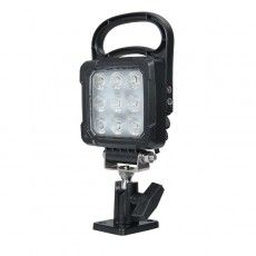360° LED Flood Beam Work Lamp   0-420-37