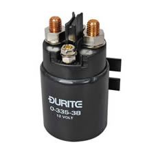 Bulkhead Make and Break Solenoid - 150A Continuous at 24V 033539 Durite