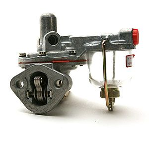CASE DIESEL FUEL LIFT PUMP