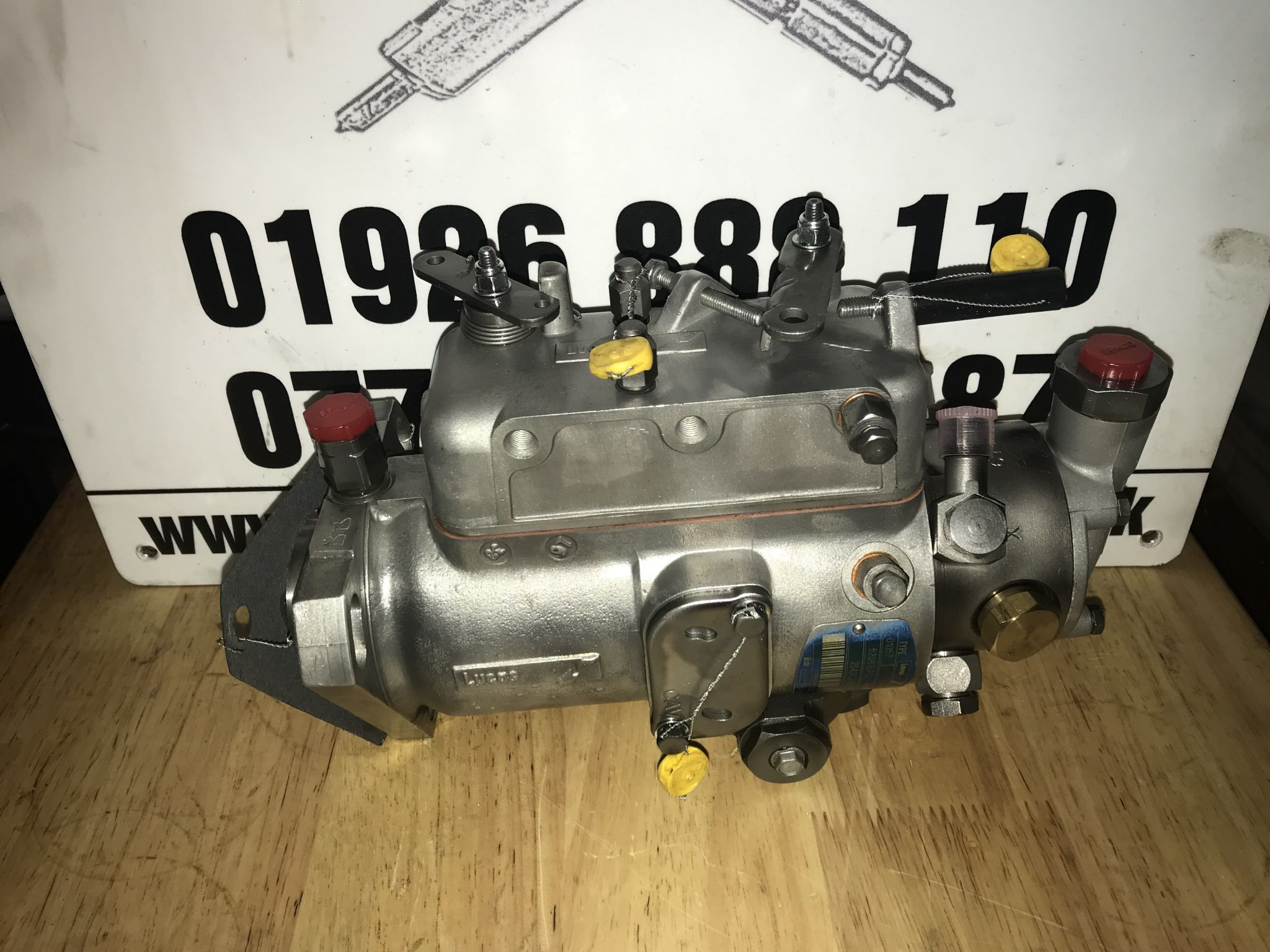 Perkins 4236 ,Marine,Diesel Injection Pump ,3348f101,3348f100,3348f102