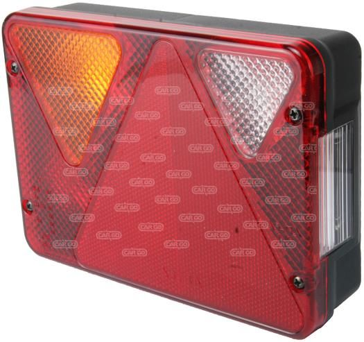 Trailer Lights Conventional