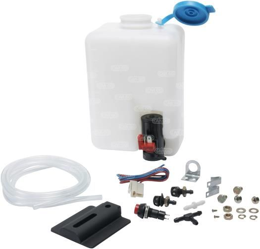 UNIVERSAL 24V WINDSCREEN WASHER KIT